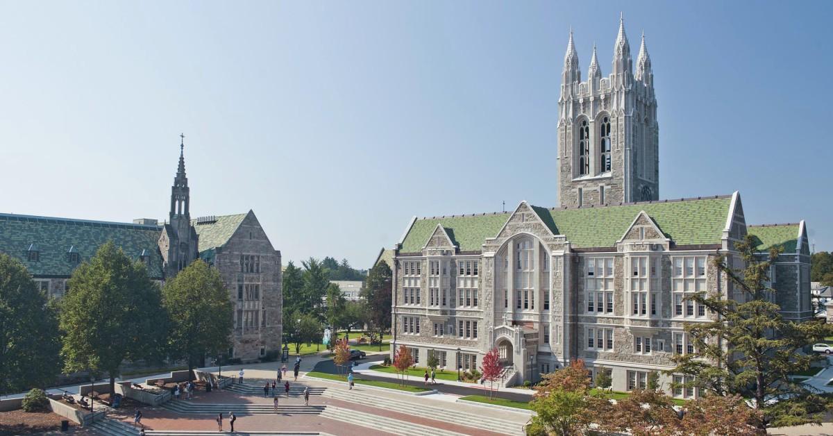 AdmitSee | Blog Archive tag | boston college