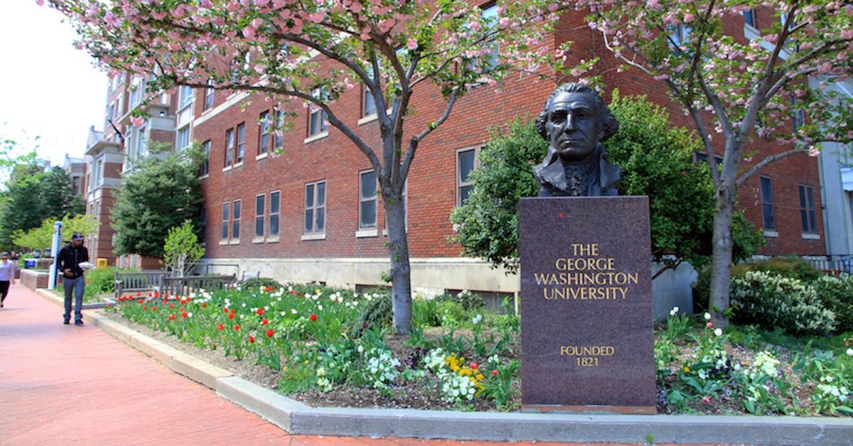 George Washington University   The Princeton Review College     The Ghana Society