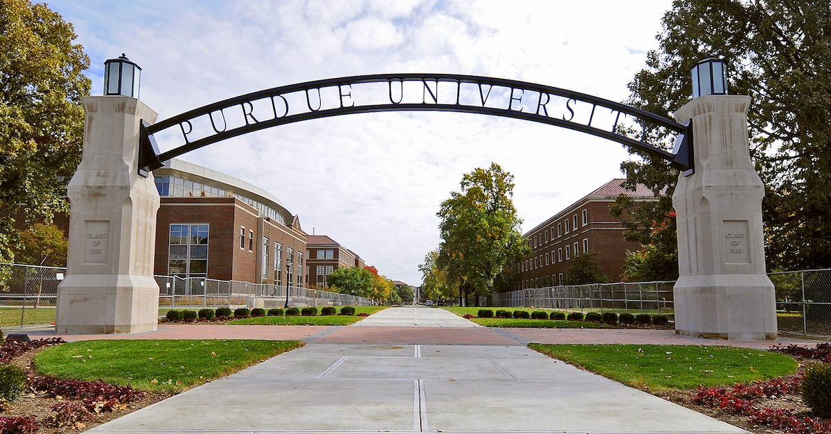 fun facts about purdue university admitsee