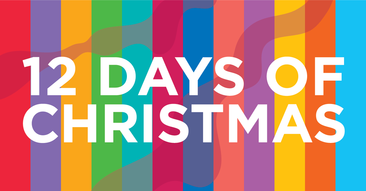 12 Days Before Christmas Gift Ideas: 12 Days Of Christmas: AdmitSee Edition