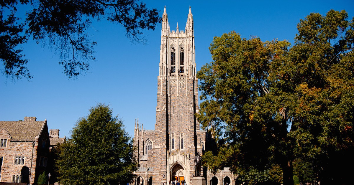 duke university How does duke university compare to other schools read the topuniversities profile to get information on rankings, tuition fees and more.