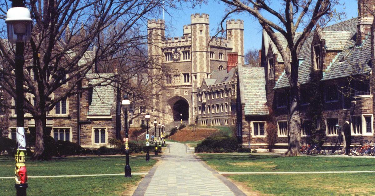 princeton university essay