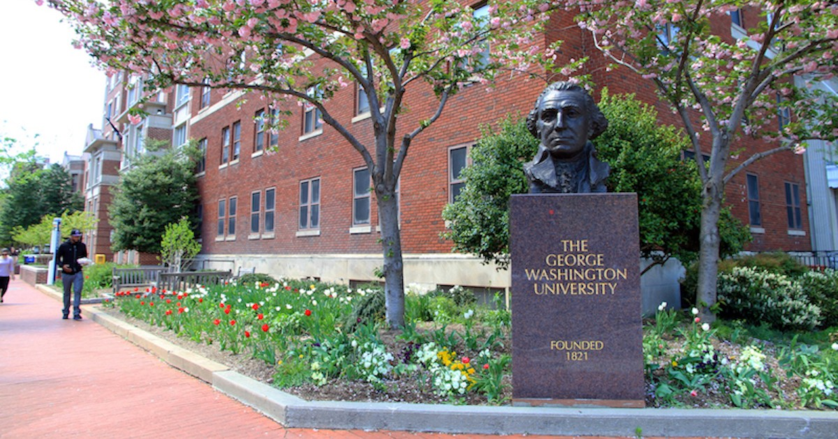 10 Fun Facts about George Washington University
