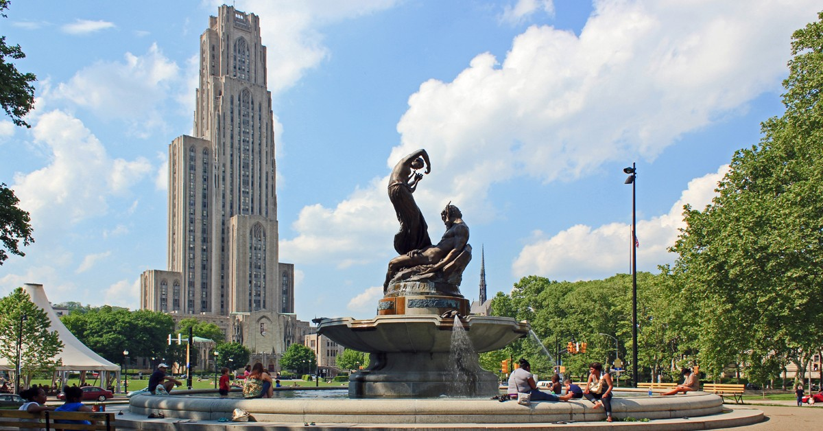 10 Fun Facts about the University of Pittsburgh