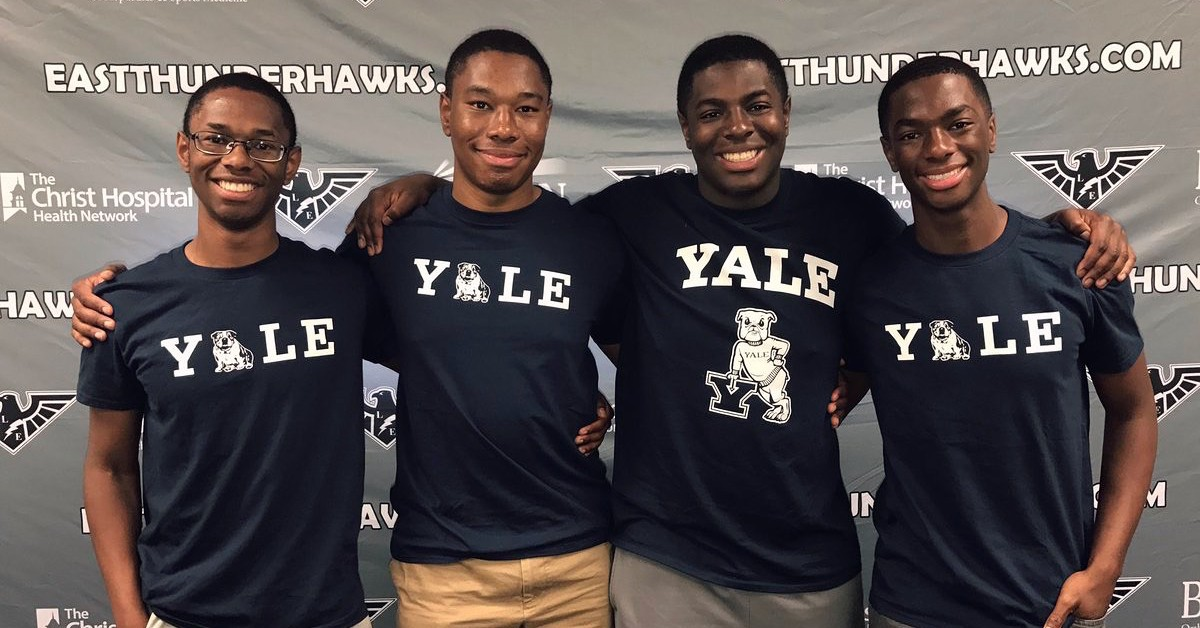 accepted yale essays