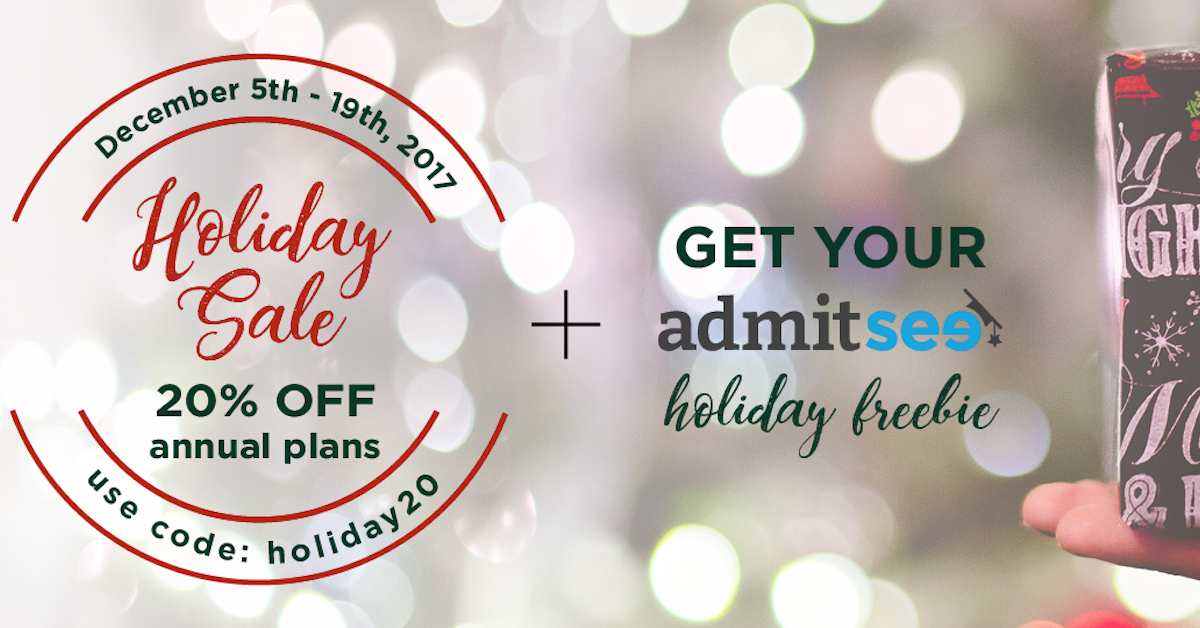 Holiday Sale: Take 20% Off & Redeem Your Holiday Freebie!