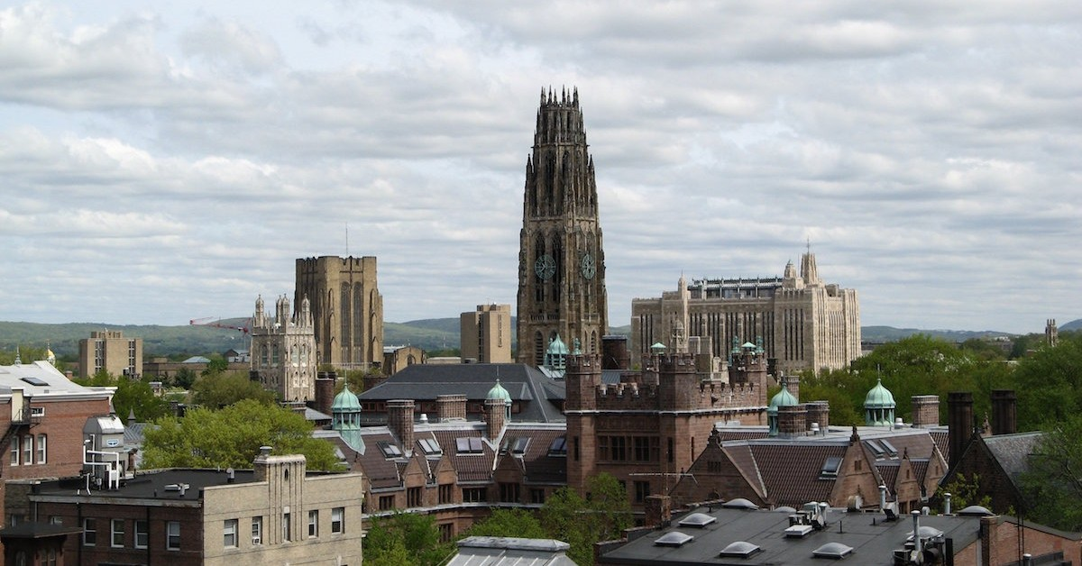 842 Early Applicants Join Yale University's Class of 2022