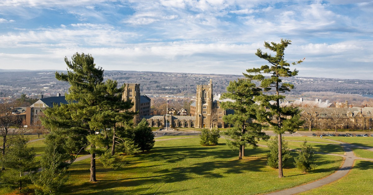 Cornell University Welcomes 1,533 Students to the Class of 2022