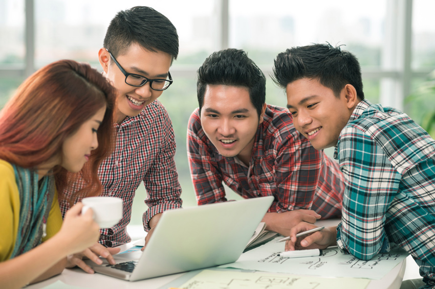college admissions for asian students