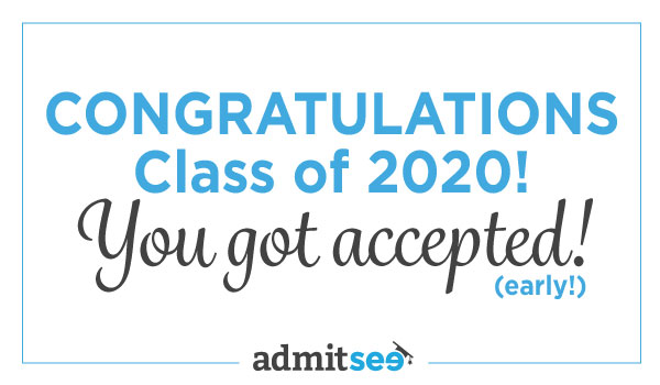 Watch Surprise Reactions To College Acceptance Letters