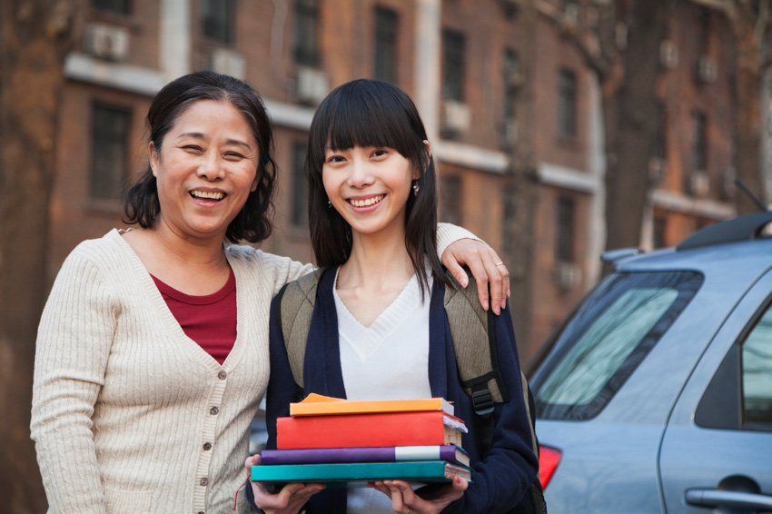 best mothers day advice about college and career