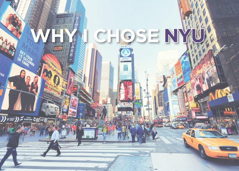 What are the requirements to get into NYU?