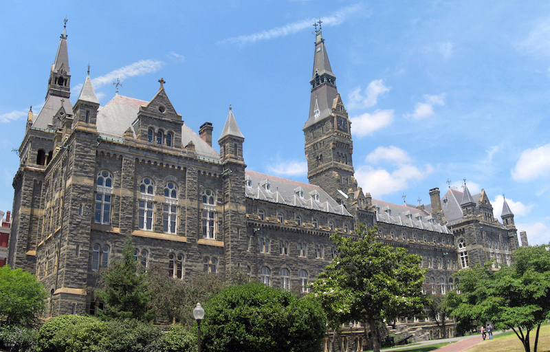 Quick Overview: At Georgetown, All First Years Must Live On Campus, And  There Are 4 Specific Residence Halls For Freshmen. Most Of The Dorm Rooms  Are ... Part 59