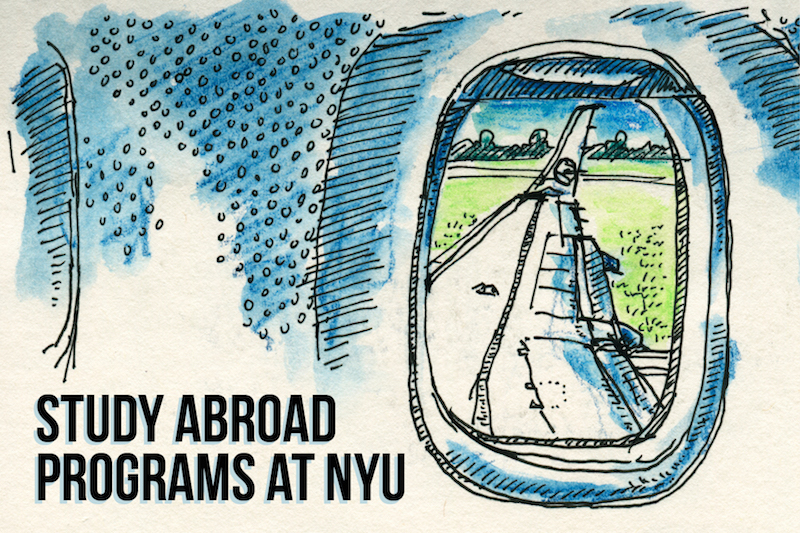 going abroad at nyu admitsee nyu has fourteen global campuses including the new york city campus on six continents there is no need to double check that your courses satisfy any
