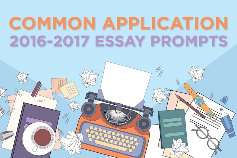 common app essay prompts 2016 The common application just announced the common application essay prompts for 2015-2016.