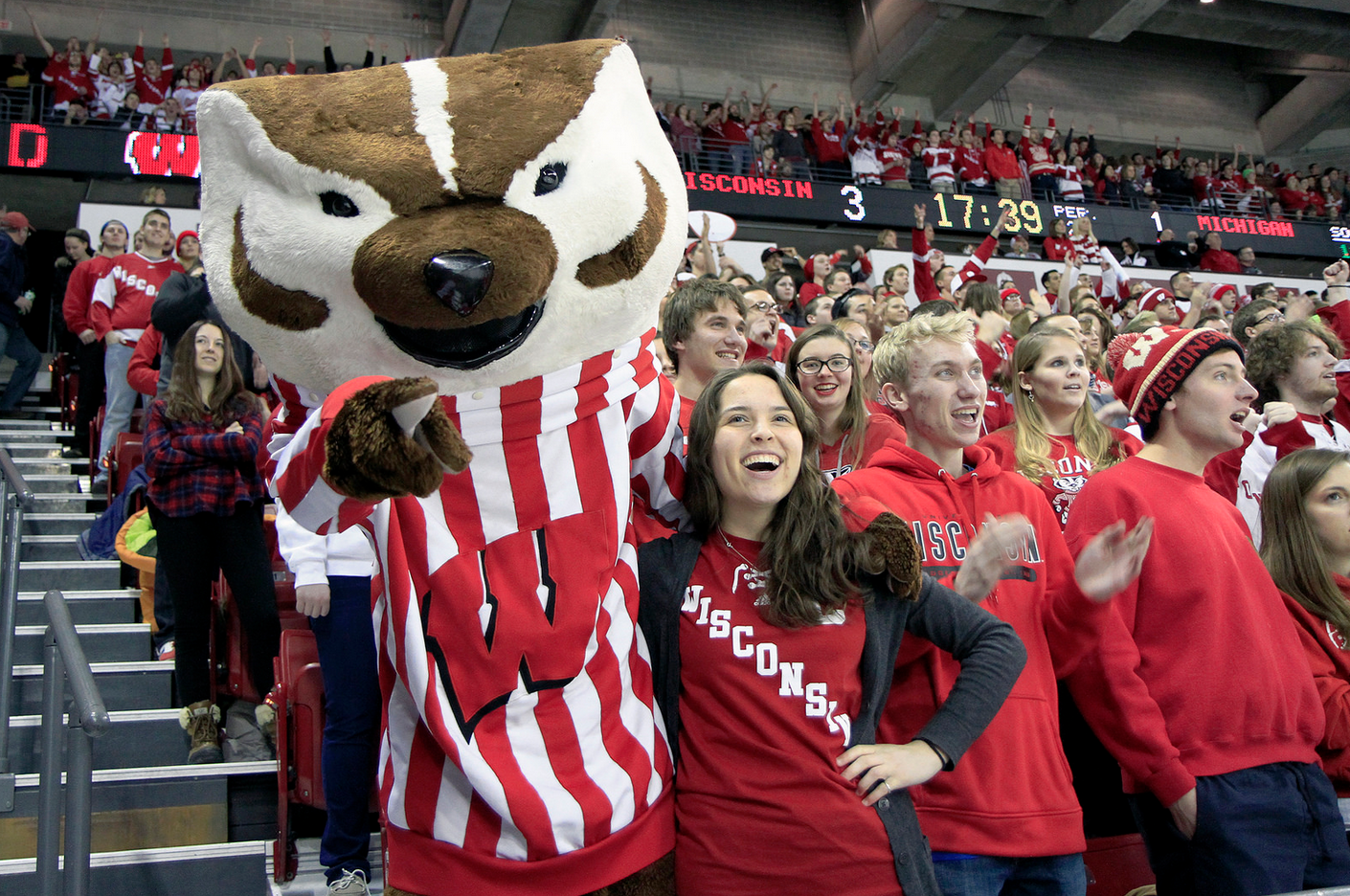 fun facts about university of wisconsin madison admitsee 1 bucky the badger