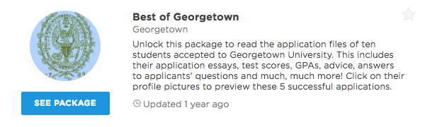 georgetown supplemental essay prompts admitsee for those of you interested in applying to georgetown remember the application is only available through the university s platform