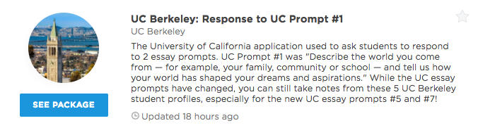 uc prompt essay examples admitsee our premium plans offer different level of profile access and data insights that can help you get into your dream school unlock any of our packages or