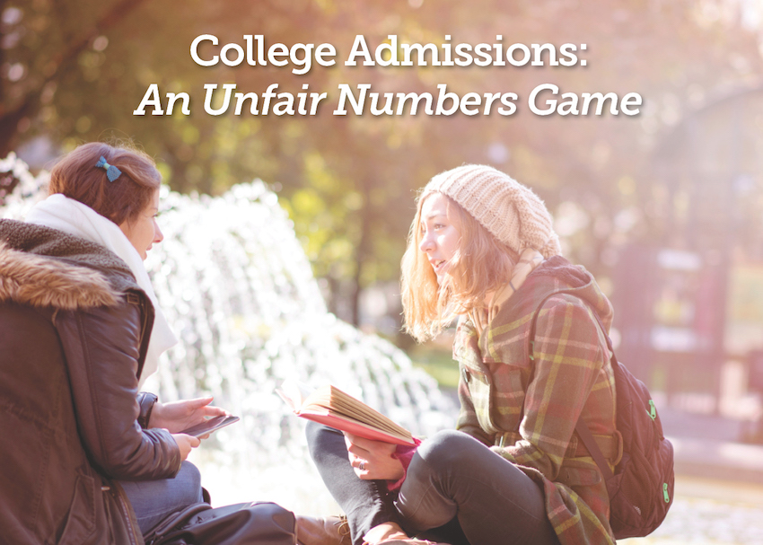 Mentioning failure in college admissions essay?