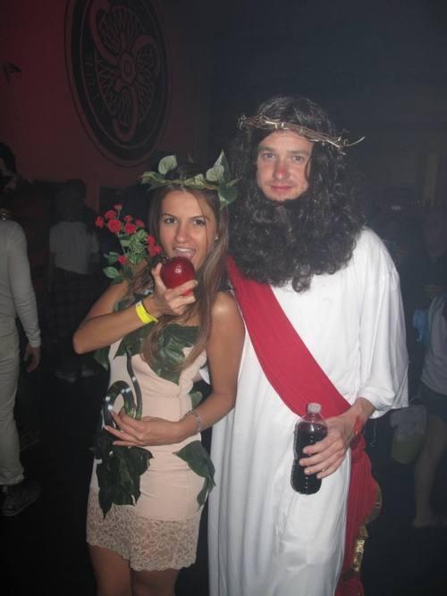 4. Eve and Jesus