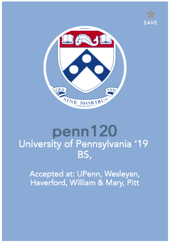Upenn essays accepted