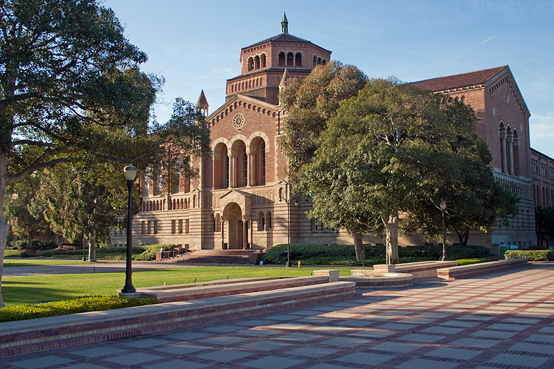 ucla library dissertation search