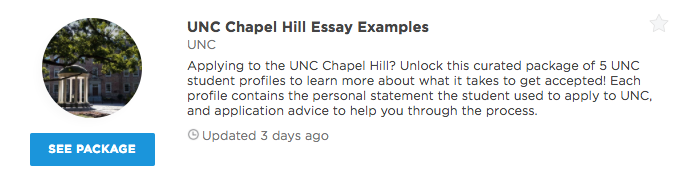 unc writing supplement essay prompts admitsee our premium plans offer different level of profile access and data insights that can help you get into your dream school unlock any of our packages or