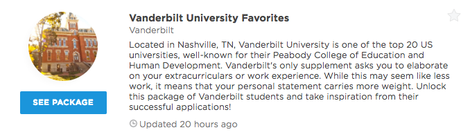 vanderbilt undergraduate admissions essay Admissions undergraduate vanderbilt essay working on this personal essay for this grad school app lord be with me considering selling my first born child to anyone.