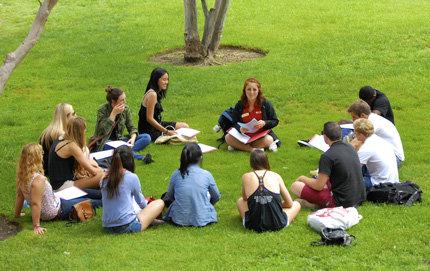 USC Freshman Orientation Group