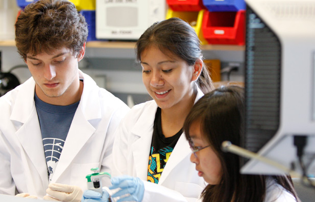Students in UPenn's Applied Science Lab