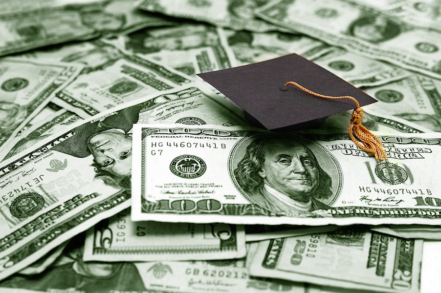 Plan for college with scholarships at AdmitSee.com