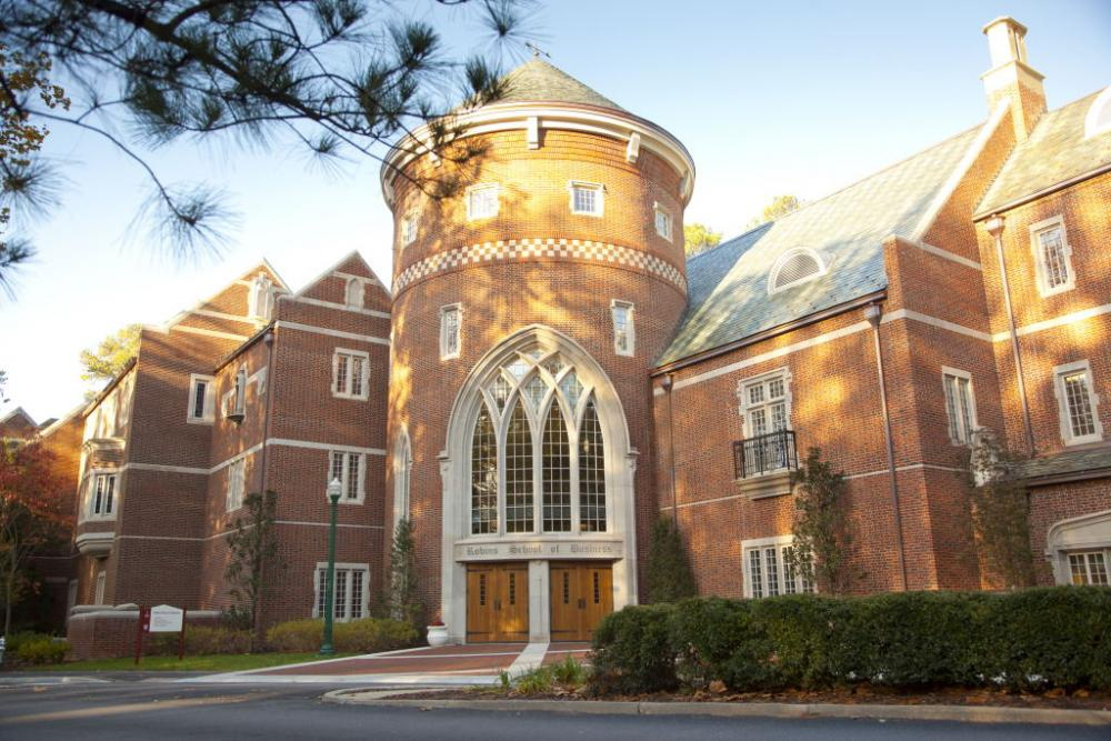 University of Richmond's Business School