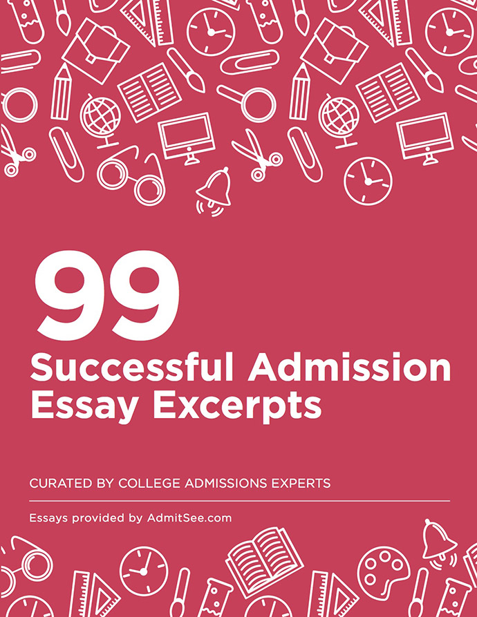 good uc college essays Transform your admission essay from good to great with our help.